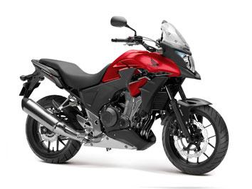 Honda CB-500 moto hire in gran canaria