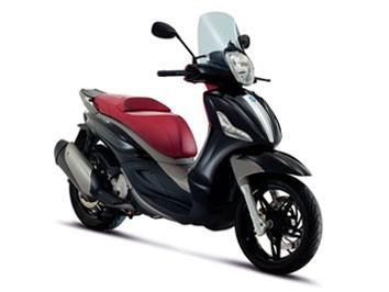 Piaggio-Beverly-350 moto rent Gran canaria